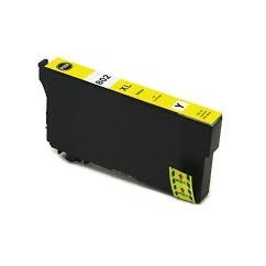 ReChargX Epson 802XL (T802XL420-S) Yellow High Yield Inkjet Cartridge