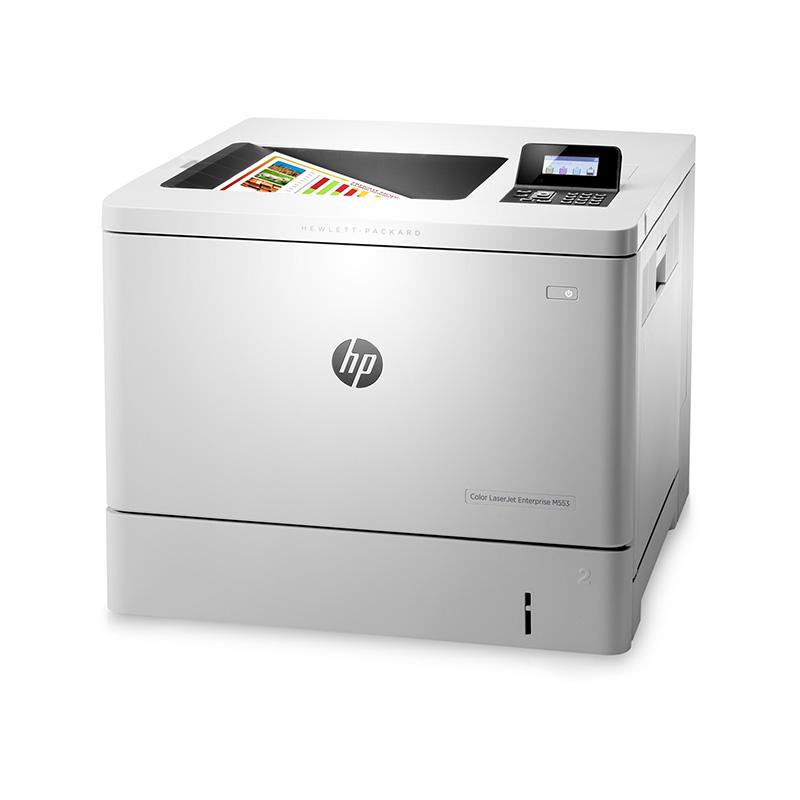 HP Color Laserjet M553