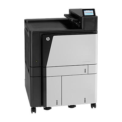 HP Color Laserjet M855X+