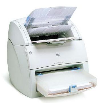 HP Laserjet 1220