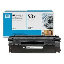HP Q7553A (53A), Q7553X (53X)