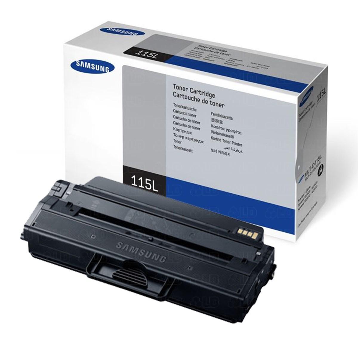 Samsung 115L (MLT-D115L) Toner Cartridges and Toner Refills