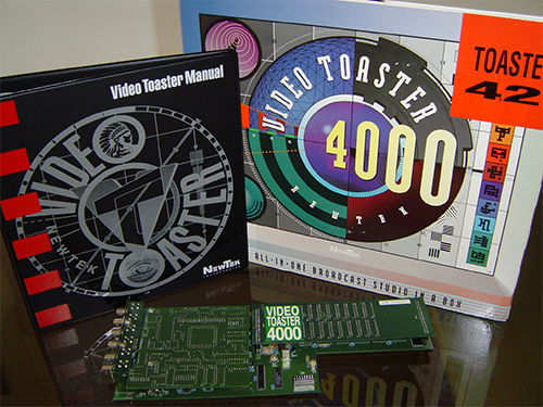 TonerRefillKits.com Amiga Video Toaster