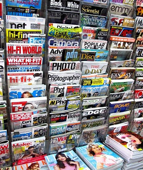 TonerRefillKits.com starts at a newsstand
