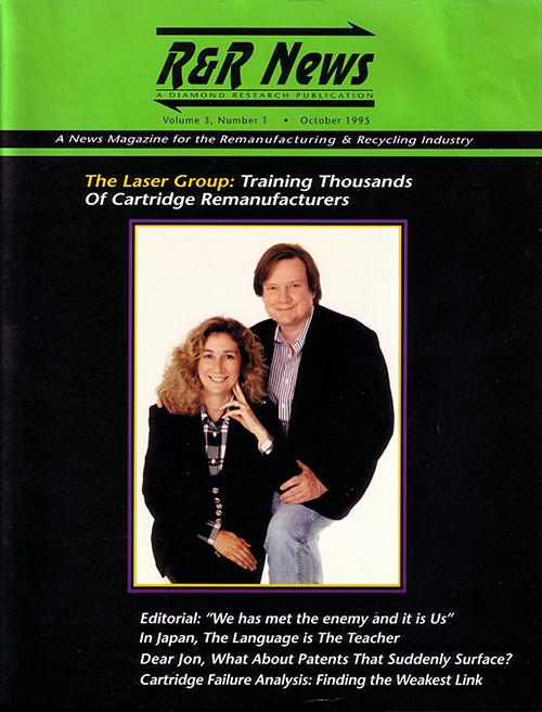 R&R Magazine - cover story